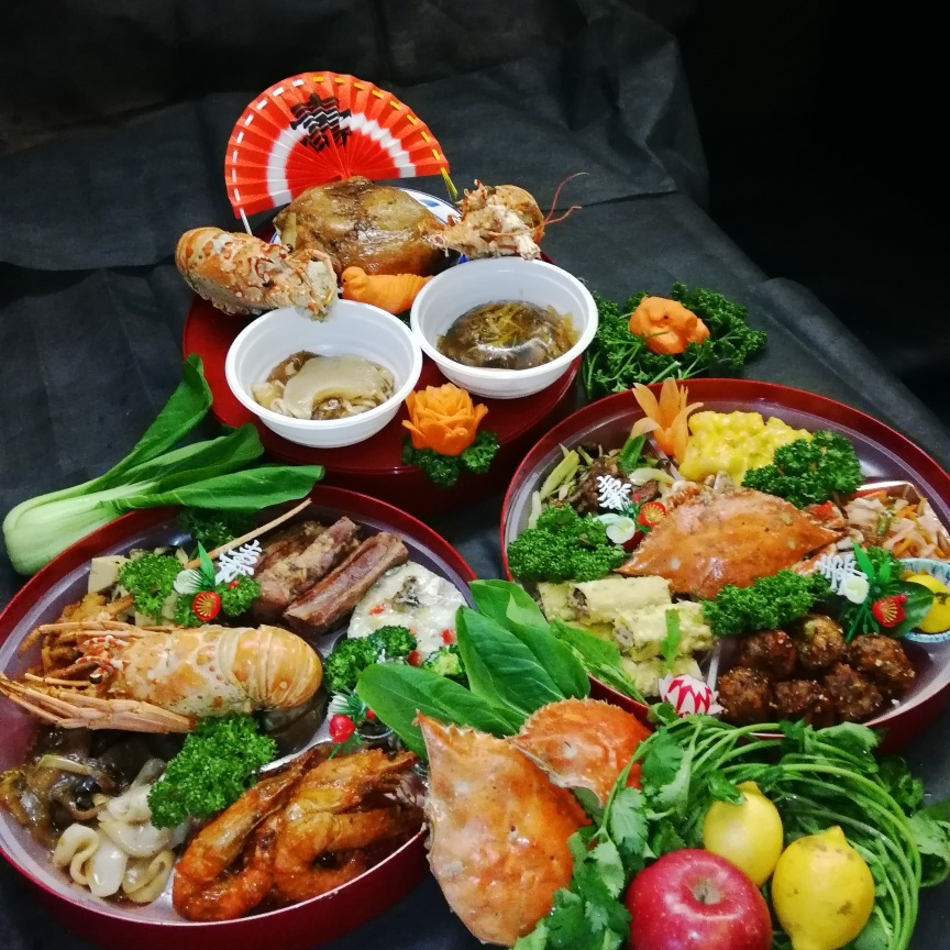 刀削麺料理